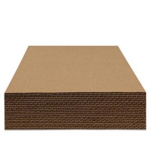Füllplatten Schallplatten Versandkartons