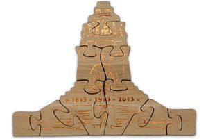 Völkerschlachtdenkmal Puzzle